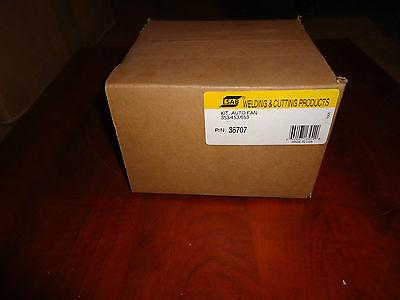 Esab Kit Auto Fan 353 453 653 Part 36707 New 100 In Esab Seald Box