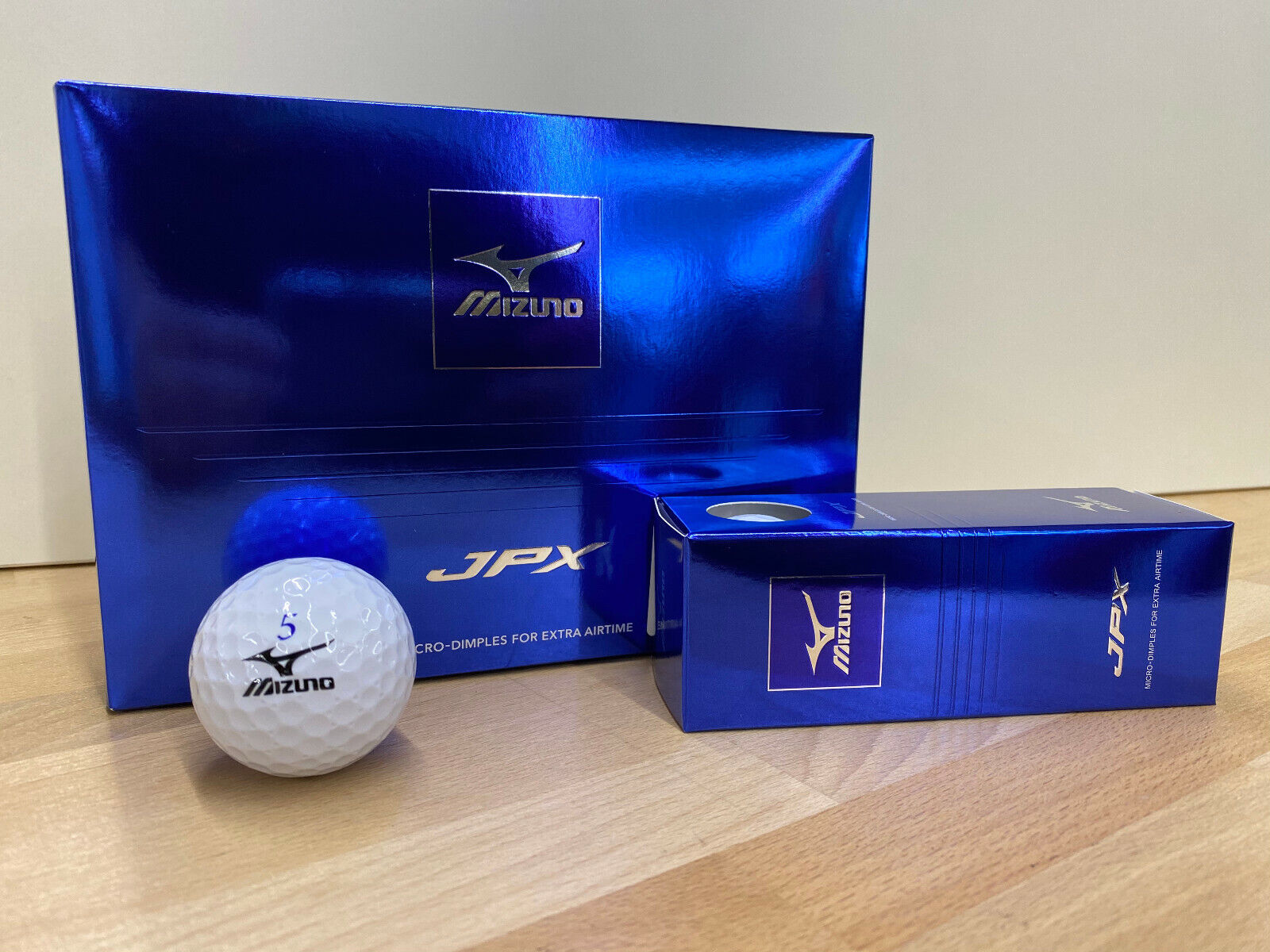 Mizuno JPX Golf Ball weiß 12er Pack weicher Kompressionskern -neu- 2020er Model