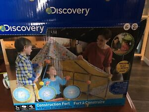 Discovery fort set