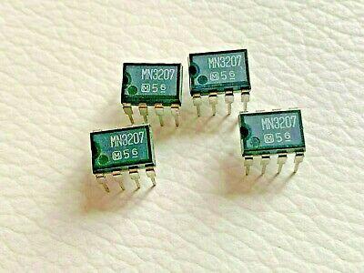 10 Pieces  Mn3207 Clock Generatordriver Ic Panasonic Dip-8