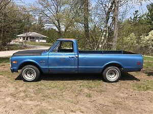 1970 Chevy C10 long box