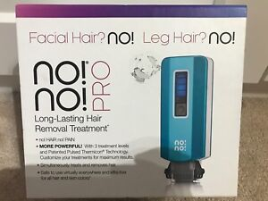 NO! NO! Hair removal system- NEW-