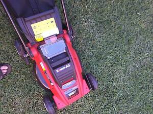 BAUMR-AG CORDLESS LAWN MOWER Glenfield Campbelltown Area Preview