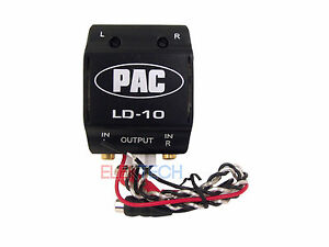 PAC-LD-10-10X-Preamp-Ground-Loop-Isolator-Adjustable-Line-Driver-Signal-Booster
