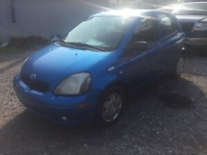 Toyota Echo hatchback 2005