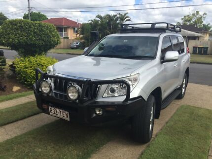 2013 Toyota LandCruiser Prado Sunnybank Brisbane South West Preview