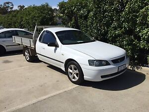 Ford Falcon BA Ute auto 3 months registration excellent condition Canberra City North Canberra Preview