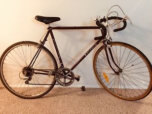 Raleigh Vintage Road Bike FOR SALE