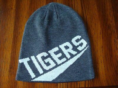 Auburn Tigers Reversible Beanie Stocking Cap Hat Nwt