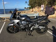 SUZUKI GSX1250FA Cronulla Sutherland Area Preview