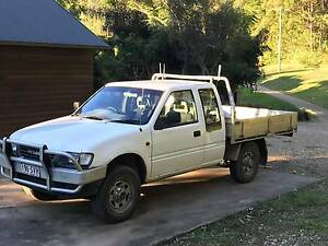 1997 HOLDEN RODEO SPACECAB DIESEL 4X4 Mount Burrell Tweed Heads Area Preview