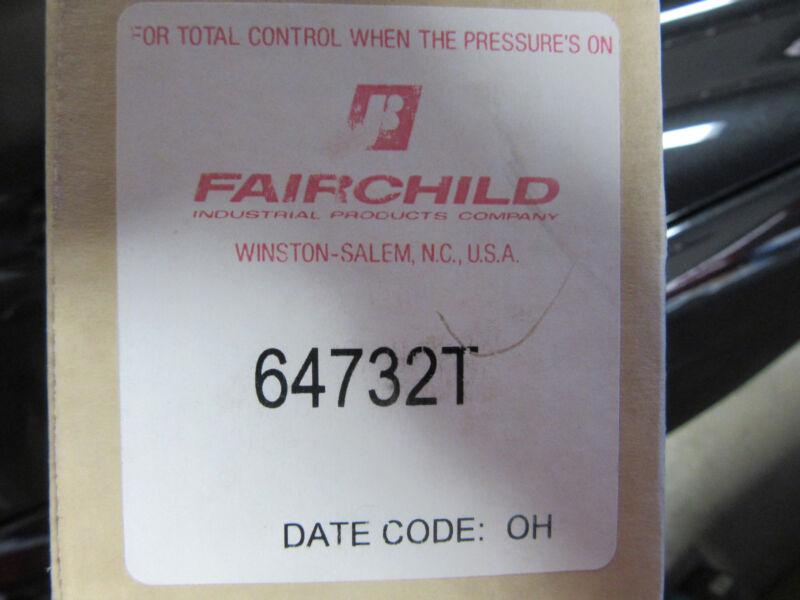 Fairchild 64732T Pneumatic Pressure Regulator 300 PSI Max NEW!!! in Factory Box