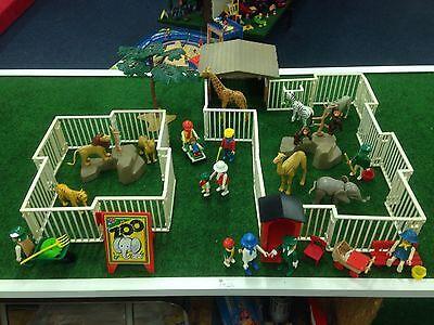 Playmobil 3145 Zoo - Rarität von 1988