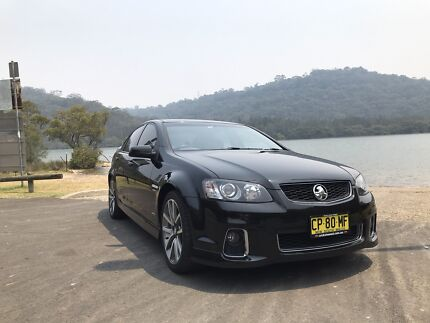 2012 Holden Commodore SS V V8 Automatic 6 speed 4d Sedan Engadine Sutherland Area Preview