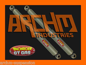 TOYOTA-CORONA-XT130E-SEDAN-MONROE-GT-GAS-REAR-SHOCK-ABSORBERS