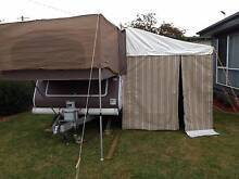FANTASTIC FAMILY VAN JAYCO EAGLE WITH FULL ANNEX Tootgarook Mornington Peninsula Preview