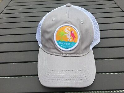 Chicago White Sox Margaritaville Night Snapback Hat / Jimmy Buffet / Parrothead ](Parrothead Hat)