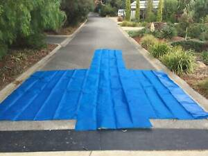 6.3x3.9 and 8.8x1.8 Solar Swimming Pool Covers 500 Micron Outdoor