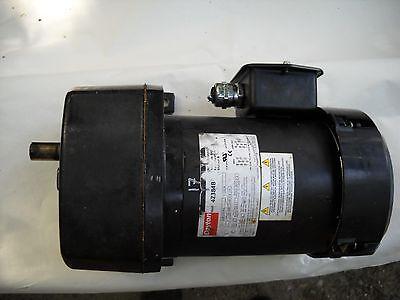 M17 Dayton 4z384b Ac Gear Reduction Motor Three Phase