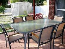Outdoor Setting, 7 piece Menora Stirling Area Preview