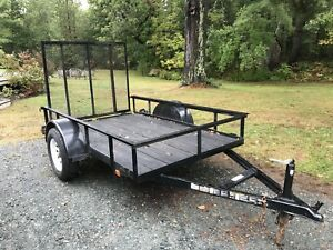 Be Owner Buy Or Sell Used Or New Cargo Trailers In Nova Scotia