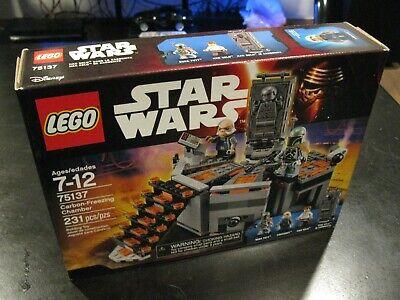 LEGO STAR WARS 75137 Carbon-Freezing Chamber NIB - SAVE BIG FREE SHIPPING L@@K!