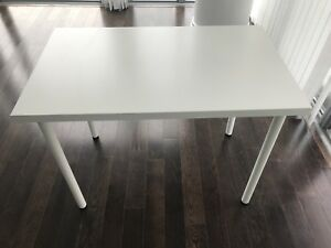 IKEA ADILS Table, white, 39 3/8x23 5/8 ""