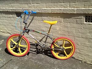 Old School Mongoose BMX Restored 1980 Model Penshurst Hurstville Area Preview