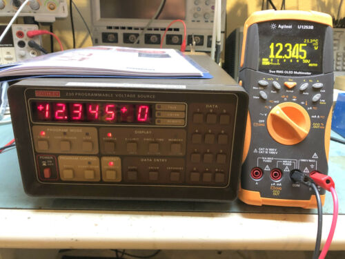 Keithley Model 230 Programmable Voltage Source