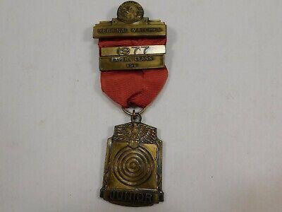 Medal Ribbon Sold in 6 inch Lengths SAM Full Size South Atlantic Medal