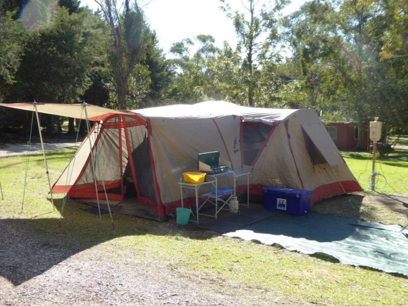 You donu0027t have any recently viewed items & Oztrail Villa Dome Tent | Camping u0026 Hiking | Gumtree Australia ...
