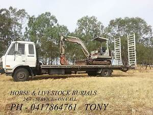 HORSE & LIVESTOCK BURIALS Gawler Gawler Area Preview