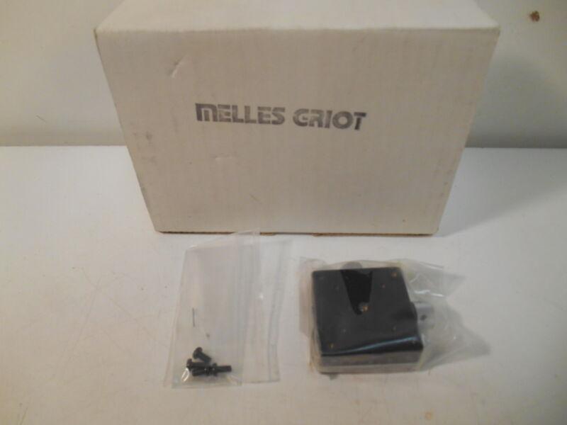 NIB Melles Griot 07GOH504 Mini Goniometer 40mm x 40mm Base x 16mm Height