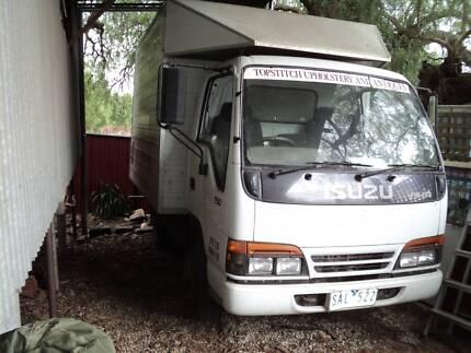 isuzu nkr150 pantec Yea Murrindindi Area Preview