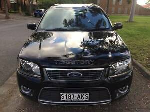 2011 SY MK11 Limited Edition Ford Territory Wagon 7 Seater