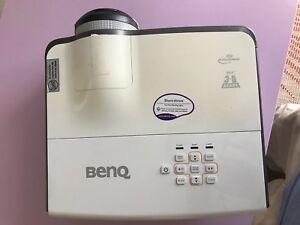 TWO BENQ Projectors