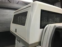 UTE CANOPY FORD RANGER FIBERGLASS Georges Hall Bankstown Area Preview
