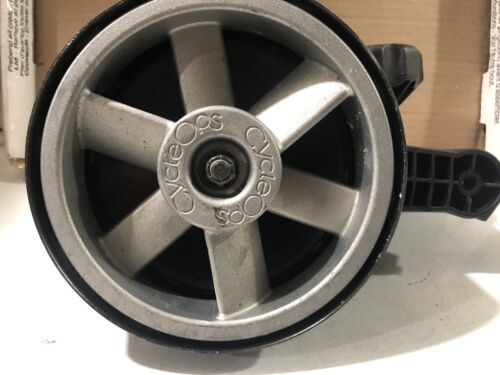 New CycleOps Magneto bike trainer wheel