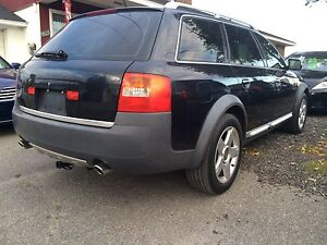 2005 Audi Allroad 8 Months warranty safety and E-test included