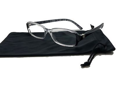 BVLGARI Clear & Black Eyeglasses BV 4042 5124 Black 53mm