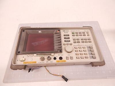 Hp Hewlett Packard 08590-60201 8591e Spectrum Analyzer Fron Panel Interface T71