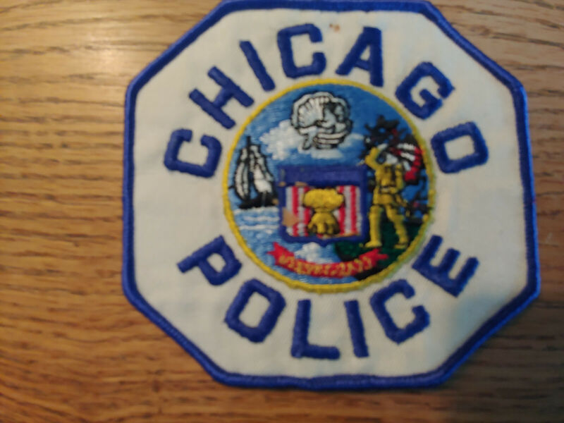 CHICAGO POLICE DEPARTMENT -