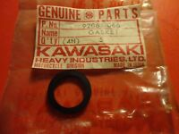 NOS Kawasaki Cylinder Head Plug Gasket 75-76 KX400 KX450 F6 F7 92065-068 Qty2
