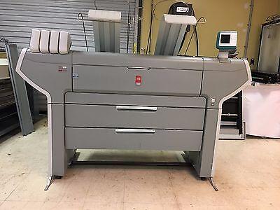 Oce Colorwave 650 Wide Format Printer 6rolls