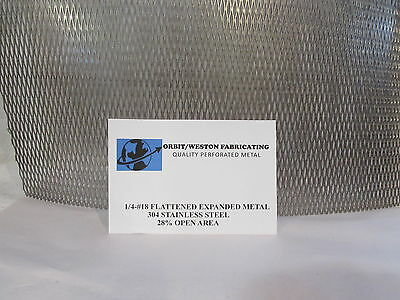 Stainless Steel Expanded Metal 14-18----24 X 24