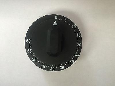 New Mechanical Timer Wknob 0 To 60 Min T125