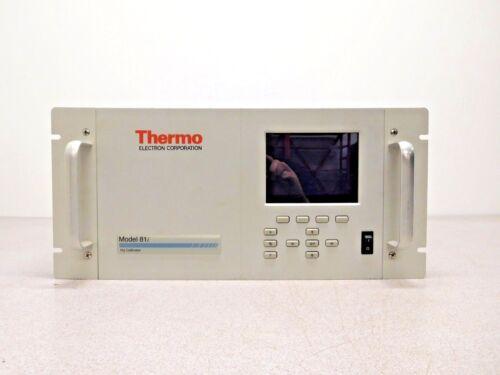 MO-2462, THERMO ELECTRON 81I HG MERCURY CALIBRATOR 81I-ANNNAB