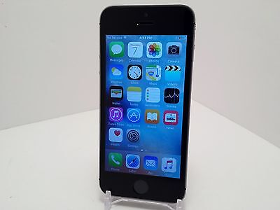 Apple iPhone 5s - 16GB - Space Gray (Verizon/Unlocked) Smartphone Clean ESN