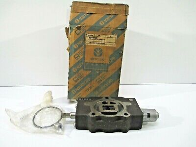 Ford Hydraulic Valve Section B E Lb Oem 9968526 New Tractor Backhoe New Holland