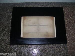 elektroherd juno backofen scheibe aussenscheibe sichtscheibe ebay. Black Bedroom Furniture Sets. Home Design Ideas